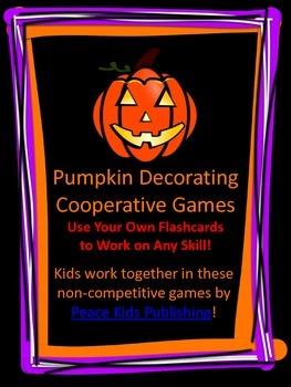 Decorate the Pumpkins Cooperative Game
