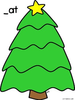 Decorate the Rhyming Christmas Tree