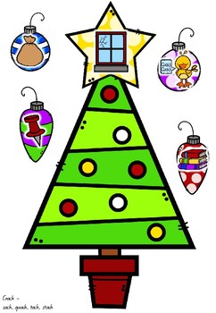 Decorate the Rhyming Tree