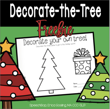 Decorate the Tree!