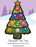 Decorate the Tree - Adapted Books