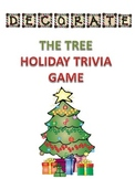 Decorate the Tree Holiday Trivia Game