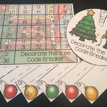 Decorate the Tree {Secret Code Words}