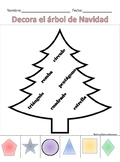 Decorate the Tree (Spanish)