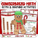 Gingerbread Math Glyph and Graphing Activities