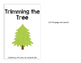 Decorating the Tree   (An Adapted Book for Counting)
