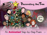 Decorating the Tree - Animated Step-by-Step Poem - Regular