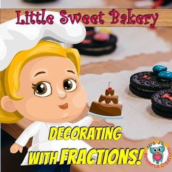Decorating with Fractions - FREEBIE!