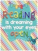 Decorative Classroom Reading Posters Freebie