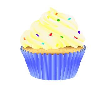 Decorative Cupcakes