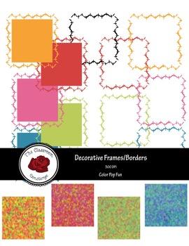 Free Decorative Frames/Borders