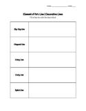 Decorative Lines Worksheet