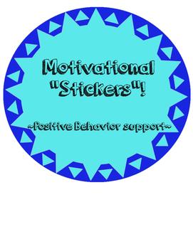 Decorative Motivational Messages