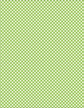 Decorative Paper Polka Dots Set of 10 Colors Mushroom/Woodland Coordinates