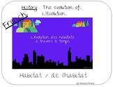 Découverte du monde : évolution de l'habitat