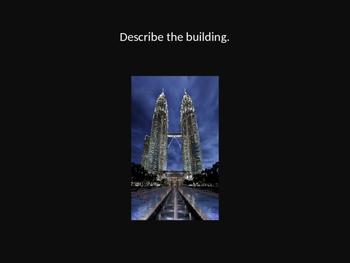 Decribing Buildings Actvity