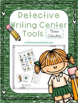 Dectective Writing Center Tools