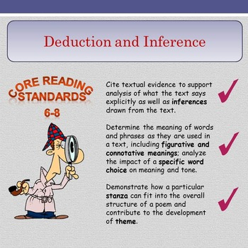 Deduction and Inference