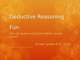 Deductive Reasoning Fun-10 men