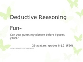 Deductive Reasoning Fun-26 avatars