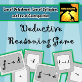 Deductive Reasoning Game