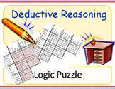 Deductive Reasoning Logic Puzzle