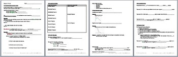 Deductive Reasoning - PowerPoint, Notes, Proofs, and Practice BUNDLE