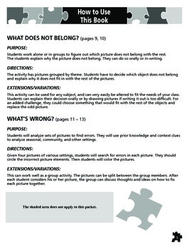 Deductive Reasoning Puzzles #1