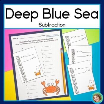 Deep Blue Sea Subtraction
