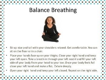 Deep Breathing Exercises
