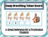 Deep Breathing Token Board