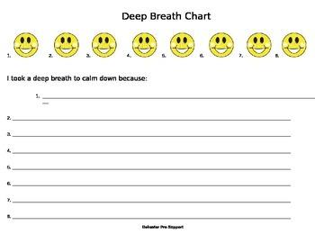 Deep Breaths Form