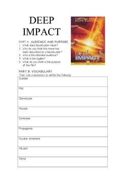 Deep Impact Film Guide