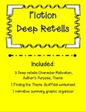 Deep Retells - Literature/Fiction
