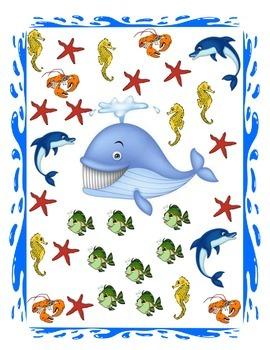 Deep Sea Animal Graphing and More!