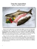 Deep Sea Aquaculture: Part One