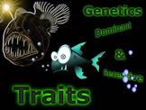 Deep Sea Creature Creation - Genetics Lesson Plan
