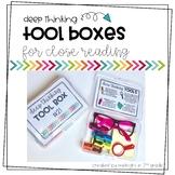 Deep Thinking Tool Box