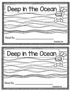 Deep in the Ocean Emergent Reader