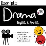 Deep into  Drama  - English  & Spanish