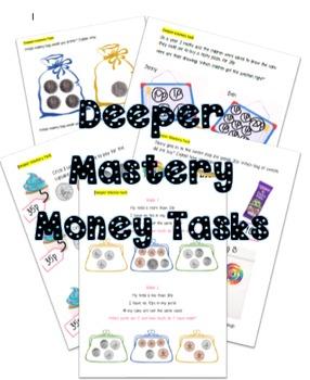 Deeper Mastery Money Tasks