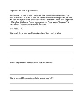 Deeper Roots Bible Study for Preteens - Mary, Jesus' Mother