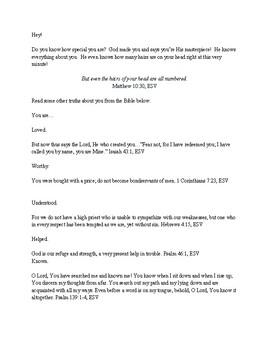 Deeper Roots Bible Study for Preteens - Samaritan Woman