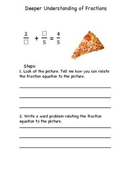 Deeper Understanding of Math