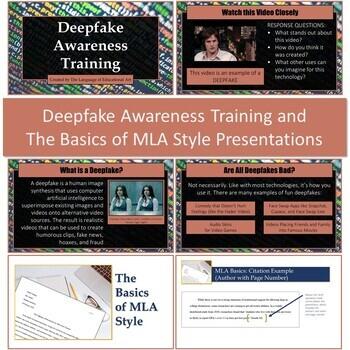 Deepfake Awareness Training