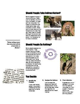 Science and Ethics: Deer Overpopulation