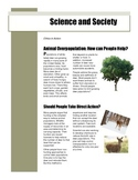 Science and Ethics: Deer Overpopulation