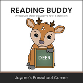 Reading Buddy - Deer - Introduce Story Concepts - Circle T