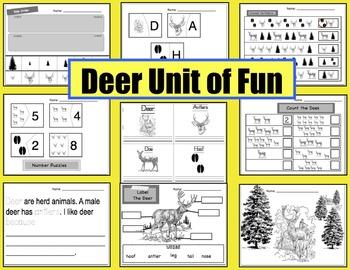 Deer Unit of Fun