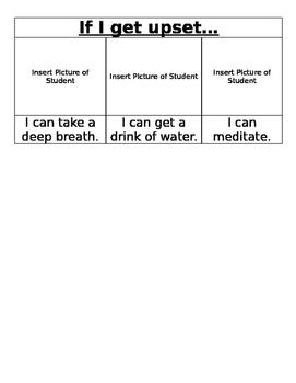 Deescalation Strategies Card